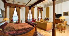 Sultan Suite, Ciragan Palace, Istanbul