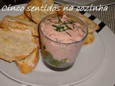 Cinco sentidos na cozinha: 4 Menus para o dia dos namorados Mashed Potatoes, Pudding, Ethnic Recipes, Desserts, Food, Mayonnaise, Kitchen, Ideas, Sauces