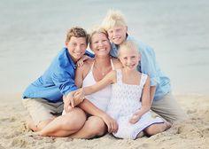 Beautiful Beach Family: Ocean Isle Beach | Sara-Anne Photography Blog