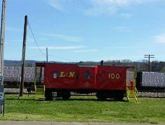 L & N Railroad Museum in Etowah, TN