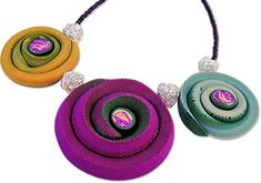 Ronna resonance and guerrilla crafts | Polymer Clay Daily