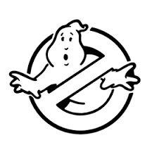 ghostbusters stencil ile ilgili görsel sonucu
