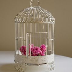 1000 images about beautiful bird cages on pinterest - Cage d oiseau decorative ...