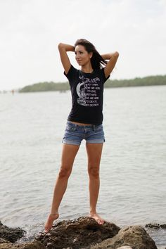 $24 We Are Here T-shirt. Get 10% or more off YesWeVibe apparel, code: LOVEMEGFORIT