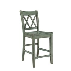 Shop for Signature Design by Ashley Mestler 24-inch Antique Blue Bar Stool (Set of 2). Get free shipping at Overstock.com - Your Online Furniture Outlet Store! Get 5% in rewards with Club O!