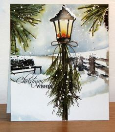 Voir/see:  Mimi A La Carte Facebook  Juste une petite note:  ce lampadaire est un dessin fait par moi... Lampost is a hand-draw by myself...