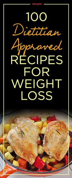 With these 100 Dietitian Approved Recipes for Weight Loss youll have easy access to tons of meals guaranteed to help you reach your healthy weight goals. Weight Loss Meals, Healthy Recipes For Weight Loss, Clean Eating Recipes, Healthy Weight, Healthy Dinner Recipes, Healthy Meals, Delicious Meals, Healthy Nutrition, Nutrition Tips
