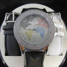 Super Techno Mens Diamond Watch http://therosellejewelryexchange.com/shop