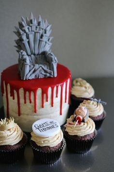 Warning: This post may contain spoilers… I think I was pretty late to the Game of Thrones party. A friend insisted...
