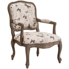 Sonia Camel Back Chair