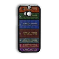 Harry Potter Black Magic Spells HTC One M9 Case