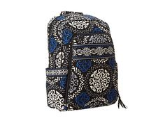 Vera Bradley Laptop Backpack Canterberry Cobalt - Zappos.com Free Shipping BOTH Ways