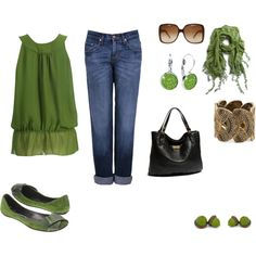 mossy medley, created by bellaviephotography on Polyvore