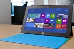I think I want one! - Review: Surface RT, Microsoft's bid for a 'thing' of its own | PCWorld
