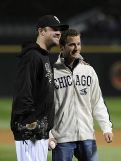 Kasey Kahne and the white sox....man im in heaven!