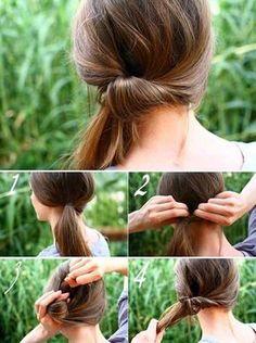 30 Penteados Lindos E Fáceis De Fazer Sozinha: Passo-a-passo E Dicas