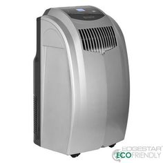 Edgestar Extreme Cool Btu Portable A/c With Silver Ion Filter Window Air Conditioner, Home Goods Decor, Attic Spaces, Mobile Home, Air Purifier, Cool Rooms, Space Saving, Home And Living, Filters