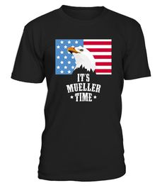 # It's Robert Mueller Time Resist T-Shirt .   Cheer on Robert Mueller and his Trump investigation; hope for impeachment, It's Mueller Time Shirt,Comfortable t-shirt with bright graphics.  TIP: If you buy 2 or more (hint: make a gift for someone or team up) you'll save quite a lot on shipping.Guaranteed safe and secure checkout via: Paypal | VISA | MASTERCARDClick theGREEN BUTTON, select your size and style.▼▼ ClickGREEN BUTTONBelow To Order ▼▼ THANK YOU! To contact us via e-mail…