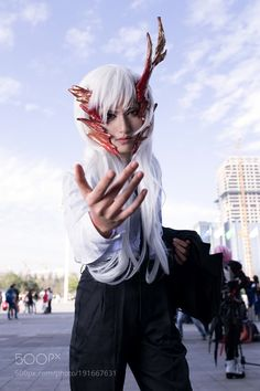 cosplay by 18275001705 via http://ift.tt/2iOWN80