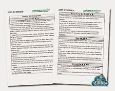 La Eduteca: RECURSOS PRIMARIA | Resumen de las reglas de ortografía que se ven en Primaria