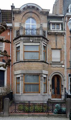Schaerbeek - Avenue Ernest Cambier 15 - VAN DEN ENG F.