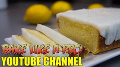 Easy Lemon Pound Cake Recipe !