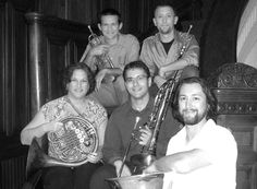 Hochstein at High Falls Presents Plymouth Brass Quintet