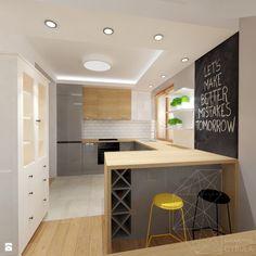 Kuchnia styl Nowoczesny - zdjęcie od INNers - architektura wnętrza - Kuchnia - Styl Nowoczesny - INNers - architektura wnętrza