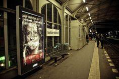 Ubahn Görlitzer Bahnhof, Berlin - Germany Pics by: www.lauracolome.com