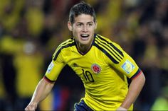 James Rodriguez #colombia #soccer #player #10