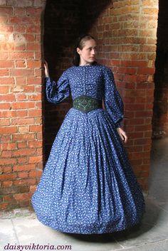 Civil War dress.  http://www.daisyviktoria.com