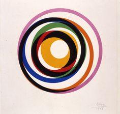 "bauhaus-movement: ""Variation 12 - 1938 // Max Bill was a Swiss architect, artist, painter, typeface designer, industrial designer and graphic designer. After an apprenticeship as a silversmith during. Max Bill, Cover Design, Graphic Art, Graphic Design, Design Design, Bauhaus Design, Swiss Design, Wassily Kandinsky, Art Plastique"