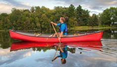 Kayak - Descente du Corridor bleu