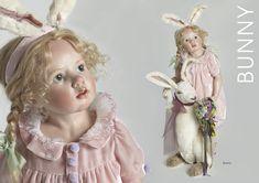 Dolls Hildegard Gyuntsel (HildeGard GunZel). . Discussion on LiveInternet - Russian Service Online Diaries