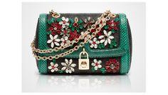 Dolce & Gabbana's bejewelled bag
