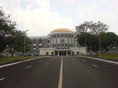 Capital Building Liberia,West Africa