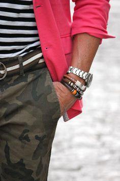 Silkknotbymacudelascasas bracelets