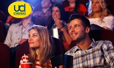 Groupon - UCI Cinemas - Biglietto 2D valido in oltre 450 sale in Italia più menu (sconto fino 44%) a [missing {{location}} value]. Prezzo Groupon: €5,90