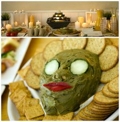 This is like the best appetizer idea for a girls night. Too funny!