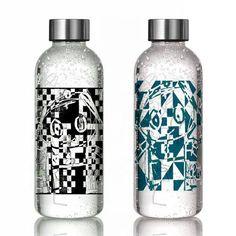 Se hvad Poul pava har lavet af spænende projekter Vodka Bottle, Water Bottle, Drinks, Drinking, Water Flask, Drink, Cocktails