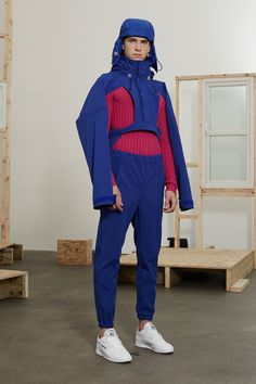 Christopher Shannon Fall 2016 Menswear Fashion Show