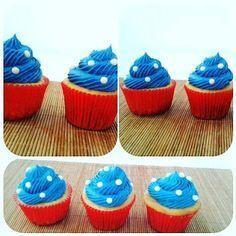 DOCIN Confeitaria Artesanal: Cupcakes da Galinha Pintadinha