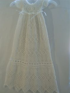 Antique Reproduction Christening Dress by Antiquebeginnings, $300.00