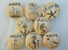 Set Of 10 Compass Rose Cabinet Knobs | Wishful Thinking | Pinterest |  Compass Rose And Compass