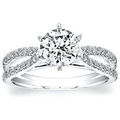 This is the closest to my engagement ring if I have to replace it!