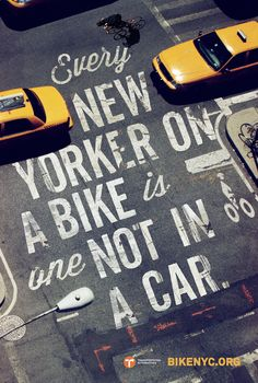 BikeNYC Campain | by Mother New York