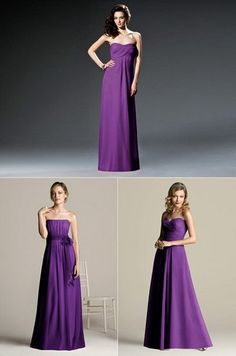 Purple dresses this is what I want bc there is going to be purple in my wedding