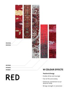 WSTUDIO Colour Effects: What can colour do for you?