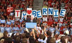 Bernie Sanders- Texas, U.S.A