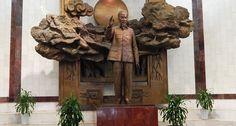 Ho Či Minovo muzeum. #hanoj #cestovani #muzeum #travel #vietnam